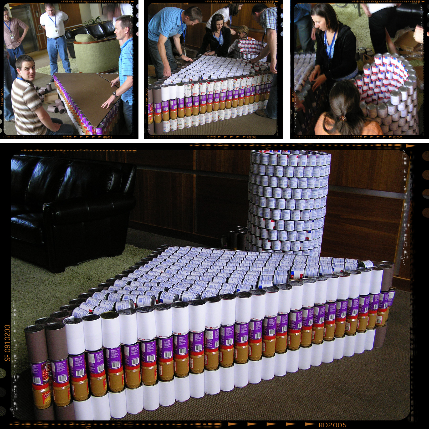 Blog - Canstruction