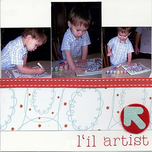 L'il Artist