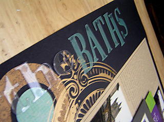 The Baths - Closeup 2