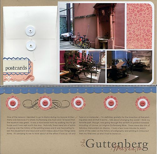 Guttenberg Museum