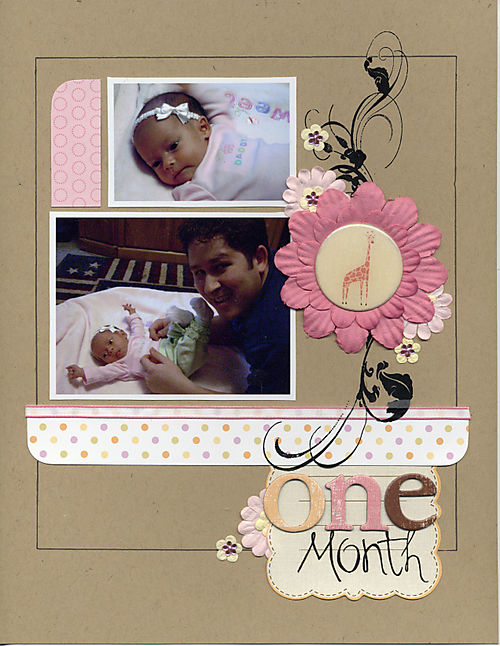 Eraleigh - One Month