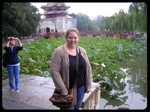 Blog - Me at Summer Palace