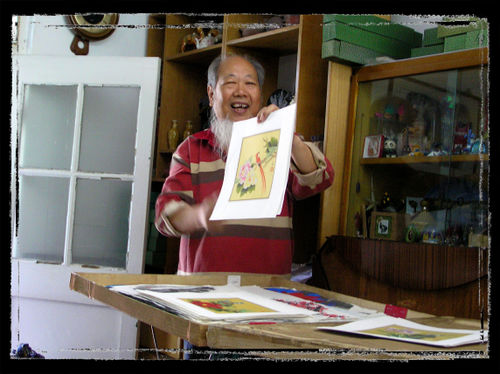 Blog - Hutong Painter