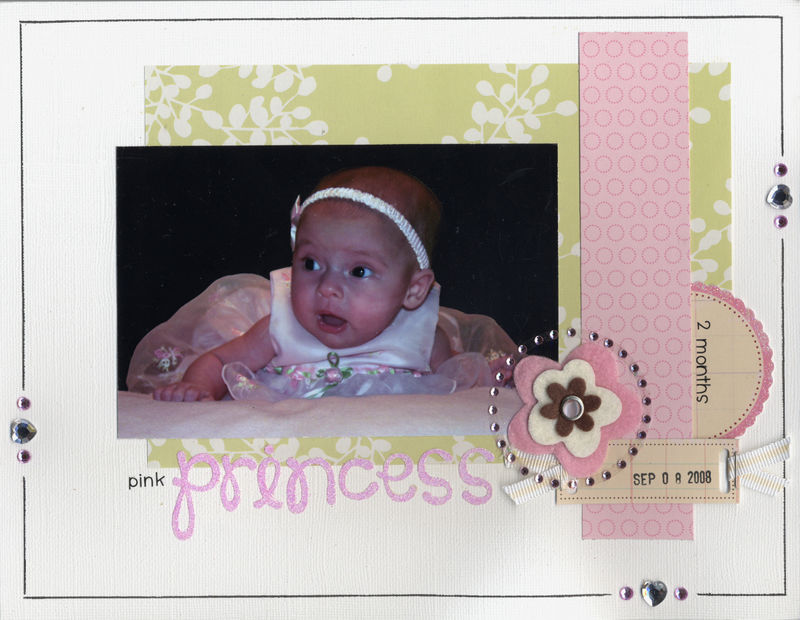 Eraleigh - Pink Princess