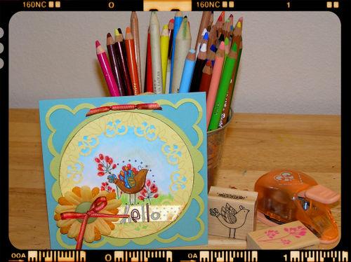 Blog - Hello Card