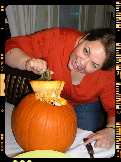 Blog - Pumpkin Guts