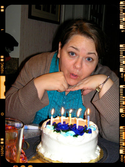 Blog - Blowing out Candles
