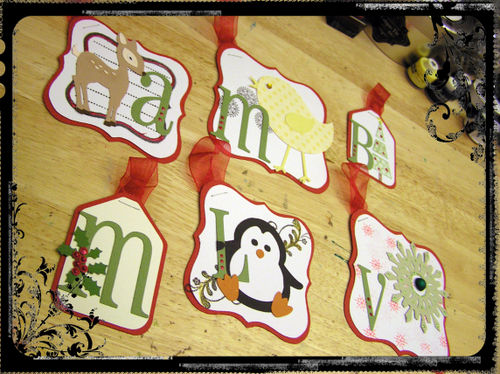 Blog - Christmas Tags 2