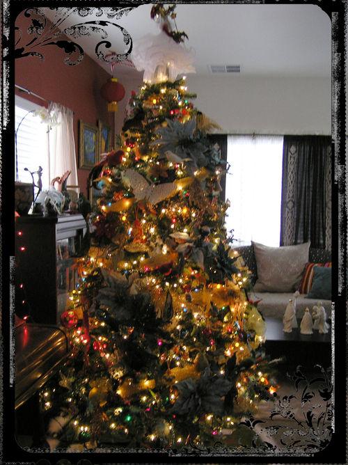 Blog - After Christmas Tree