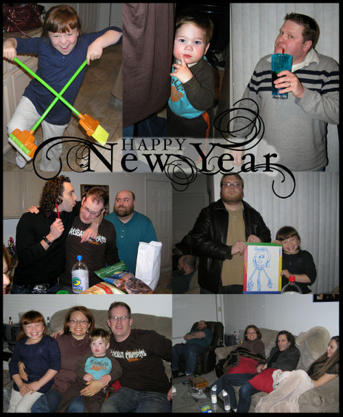 Blog - New Year Collage