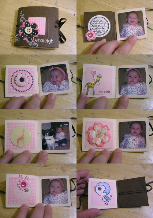 Eraleigh - 5 Month Mini Album