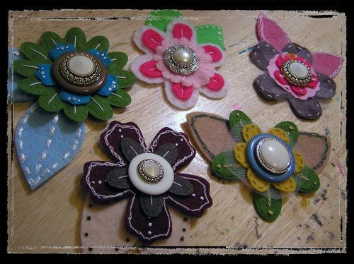 Blog - Felt Flowers