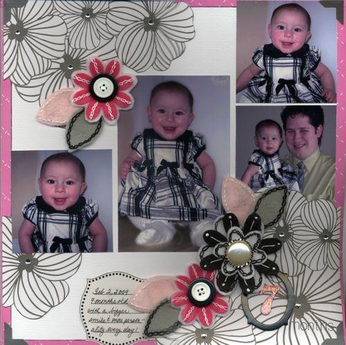Eraleigh - 7 Months