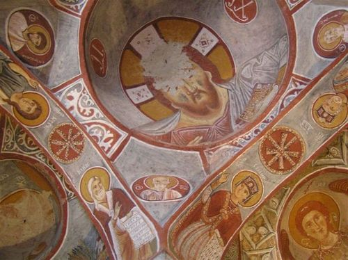 Cave Frescoes
