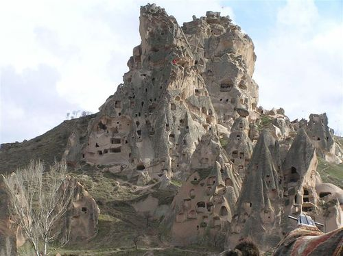Uchisar Cave Dwellings