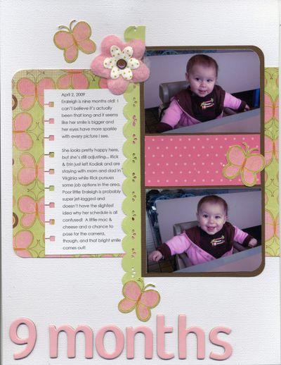 Eraleigh - 9 Months