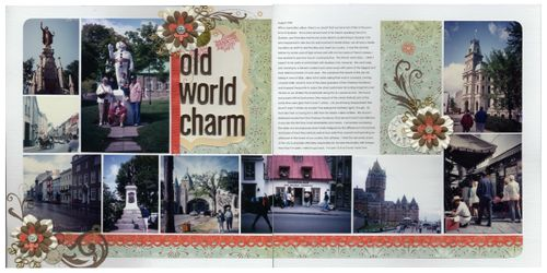 Old World Charm