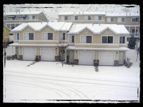 Blog - April Fool's Snow