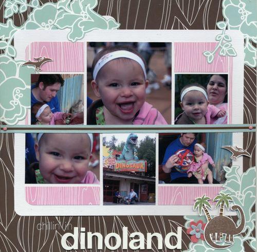 Chillin' in Dinoland