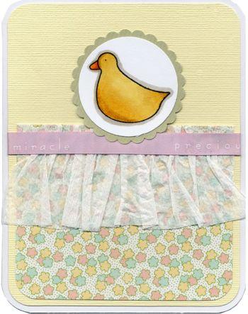 Happy Baby Card