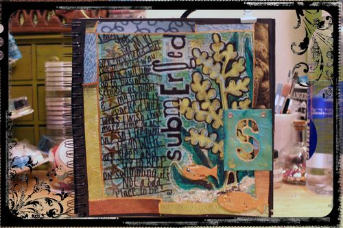 Art Journal - Submerged
