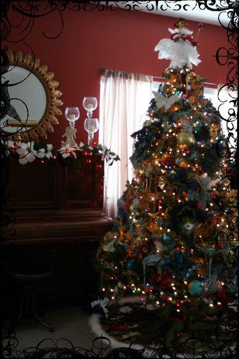 Tree - Living Room 1