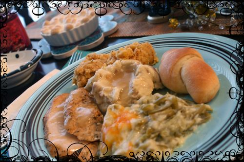 Blog - Thanksgiving Dinner
