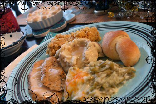 Blog - Thanksgiving Dinner