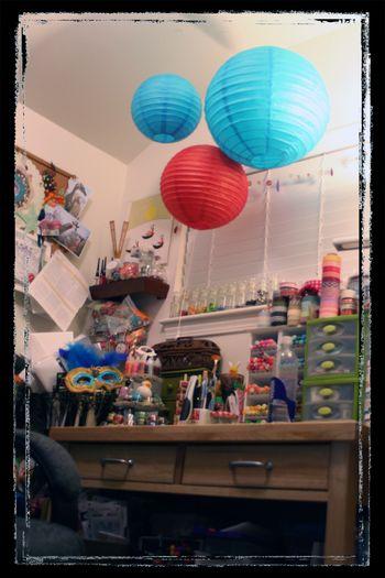 Peek at my studio
