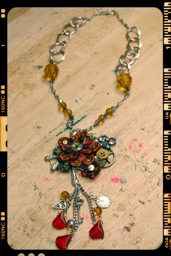 Blog - First Necklace