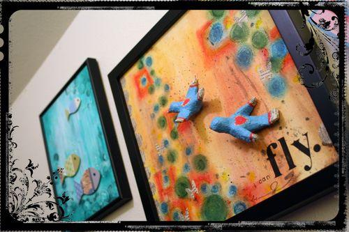Blog - Framed Collages