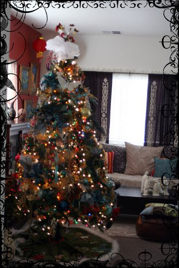 Tree - Living Room 2