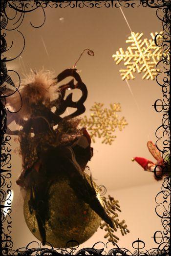 Blog - Floating fairies