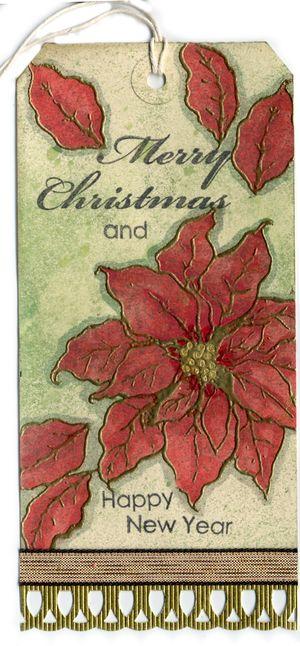 Christmas Tag 1
