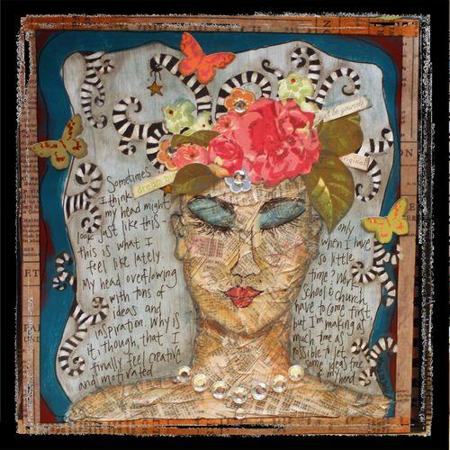 Art Journal - Head of Ideas