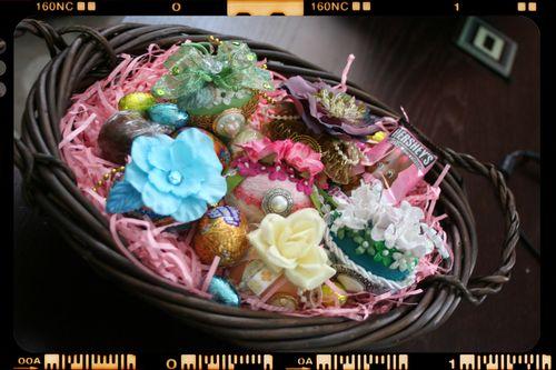 2010 Easter Basket