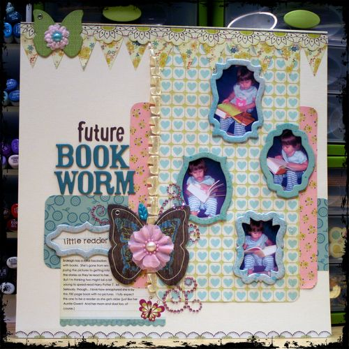 Future Bookworm
