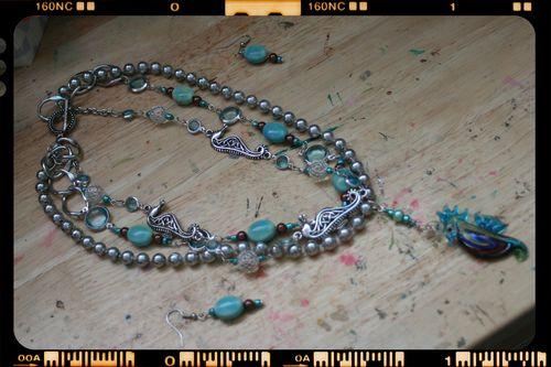 Seahorse Necklace 1