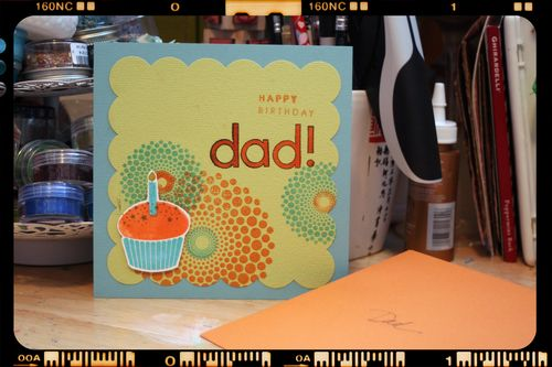 Dad's Birthday Card