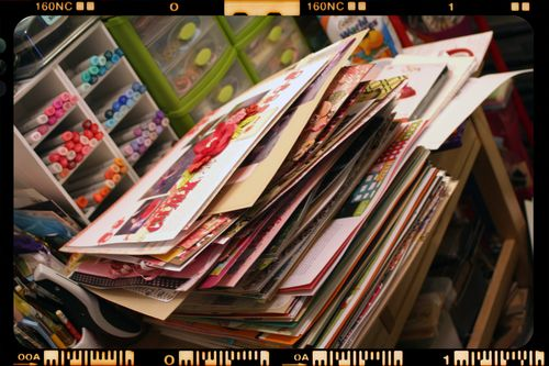 Stacks of Layouts