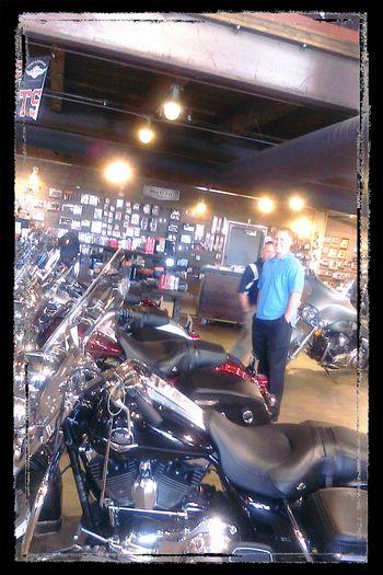 Harley 5 Blog