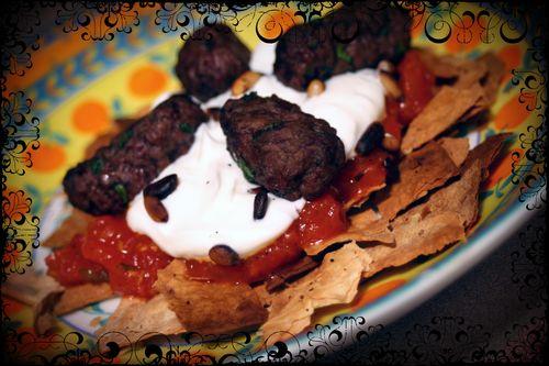 Kofte Style Kebab