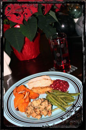 Thanksgiving Dinner '10