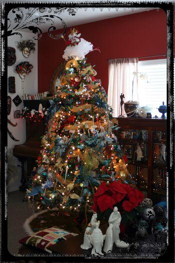 Christmas '10 Living Room