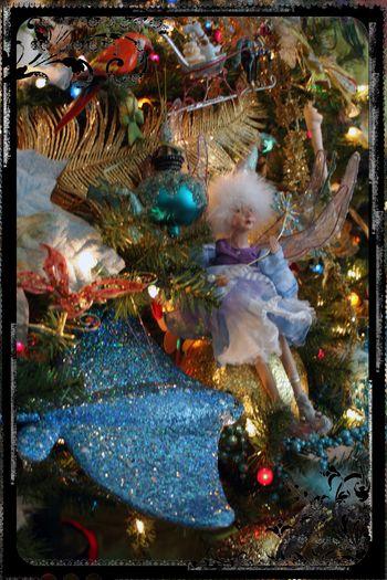 Christmas '10 Tree close-up