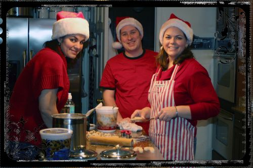 Blog - Cooking Christmas Goodies