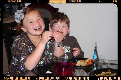 Blog - Angelina and Logan