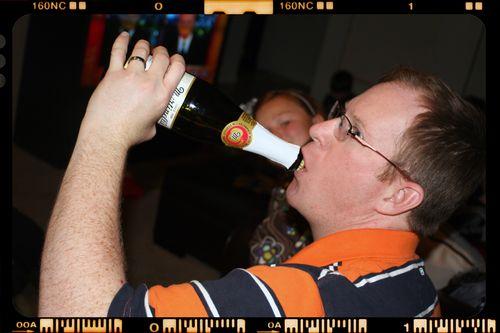Blog - Vic toasts new year