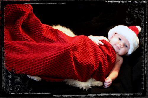 Blog - Aubrey in a Stocking