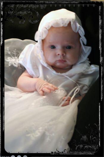 Blog - Aubrey in Blessing Dress